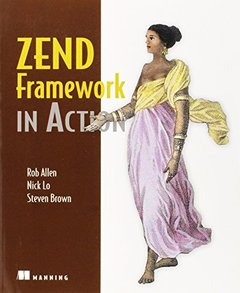 Zend Framework in Action (Paperback)-cover