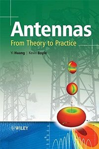 Antennas: From Theory to Practice (Hardcover)-cover