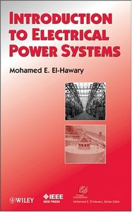 Introduction to Electrical Power Systems (Hardcover)