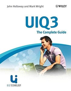 UIQ 3: The Complete Guide (Paperback)-cover
