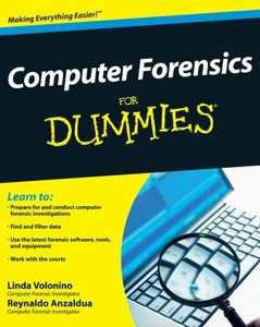 Computer Forensics For Dummies-cover