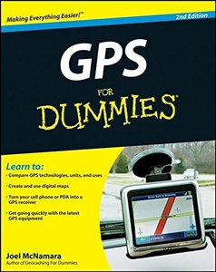 GPS For Dummies, 2/e-cover