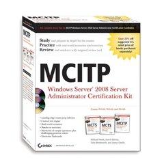 MCITP: Windows Server 2008 Server Administrator Certification Kit