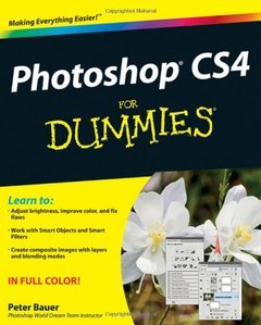 Photoshop CS4 For Dummies-cover