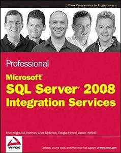 Professional Microsoft SQL Server 2008 Integration Services (Paperback)-cover