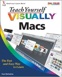Teach Yourself VISUALLY Macs (Paperback)-cover