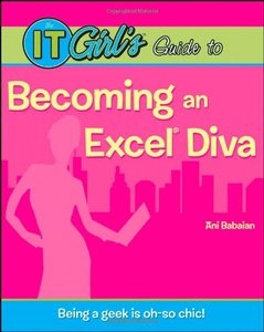 The IT Girl's Guide to Becoming an Excel Diva