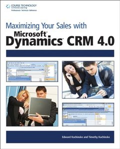 Maximizing Your Sales with Microsoft Dynamics CRM-cover