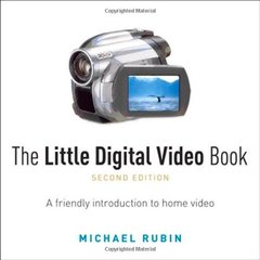 The Little Digital Video Book, 2/e-cover