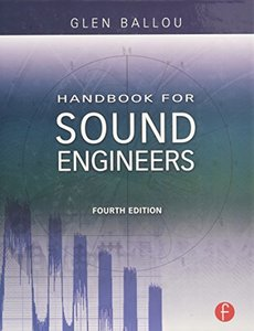 Handbook for Sound Engineers, 4/e (Hardcover)-cover