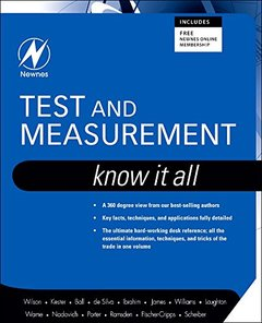Test and Measurement : Know It All (Paperback)-cover