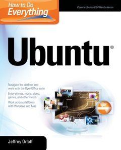 How to Do Everything: Ubuntu-cover