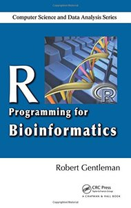 R Programming for Bioinformatics (Hardcover)-cover