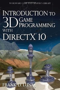 Introduction to 3D Game Programming with DirectX 10 (Paperback)-cover