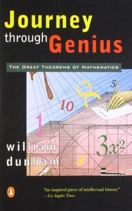 Journey through Genius: The Great Theorems of Mathematics-cover