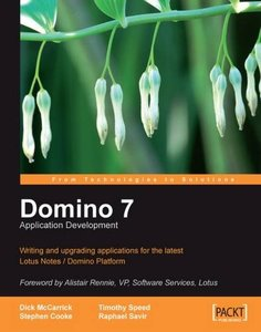 Domino 7 Lotus Notes Application Development-cover
