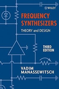 Frequency Synthesizers: Theory and Design, 3/e-cover