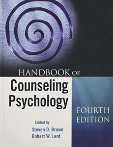 Handbook of Counseling Psychology, 4/e (Hardcover)-cover