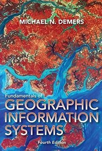 Fundamentals of Geographical Information Systems-cover