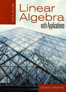 Linear Algebra: with Applications, 6/e-cover