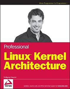 Professional Linux Kernel Architecture (Paperback)-cover