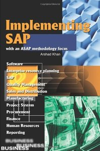 Implementing SAP with an ASAP Methodology Focus-cover