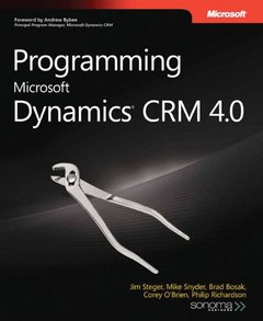 Programming Microsoft Dynamics CRM 4.0-cover