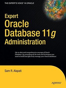 Expert Oracle Database 11g Administration-cover