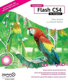 Foundation Flash CS4 for Designers (Paperback)-cover