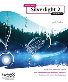 Foundation Silverlight 2 Animation (Paperback)-cover