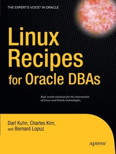 Linux Recipes for Oracle DBAs-cover