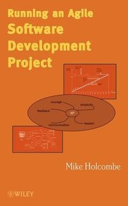 Running an Agile Software Development Project-cover