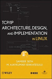 TCP/IP Architecture, Design and Implementation in Linux-cover
