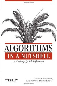 Algorithms in a Nutshell (Paperback)-cover