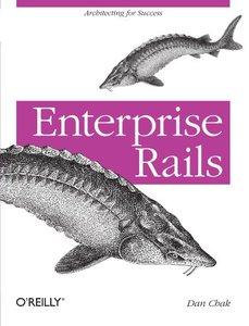 Enterprise Rails (Paperback)-cover