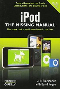 iPod: The Missing Manual, 7/e (Paperback)-cover