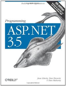 Programming ASP.NET 3.5, 4/e-cover