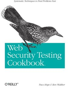 Web Security Testing Cookbook (Paperback)-cover