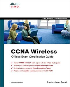 CCNA Wireless Official Exam Certification Guide  (CCNA IUWNE 640-721)-cover