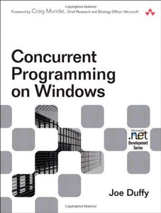 Concurrent Programming on Windows (Paperback)-cover