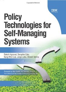 Policy Technologies for Self-Managing Systems-cover
