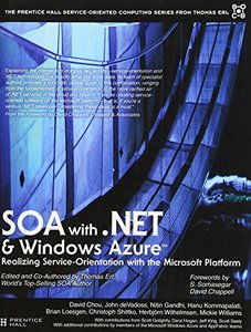 SOA with .NET (Hardcover)-cover