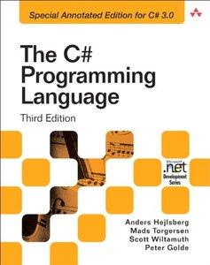The C# Programming Language, 3/e (Hardcover)-cover