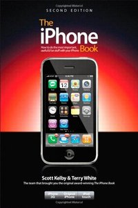 The iPhone Book: How to Do the Most Important, Useful & Fun Stuff with Your iPhone, 2/e (Paperback)-cover