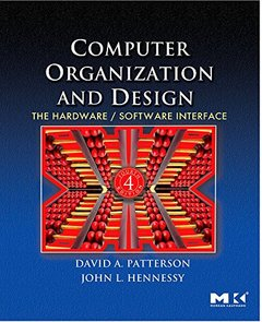 Computer Organization and Design, 4/e : The Hardware/Software Interface (Paperback)-cover