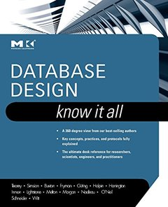 Database Design: Know It All-cover