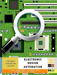 Electronic Design Automation: Synthesis, Verification, and Test (Hardcover)-cover