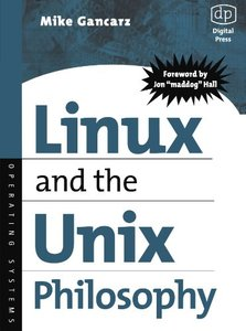 Linux and the Unix Philosophy, 2/e (Paperback)-cover