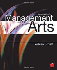 Management and the Arts, 4/e (Paperback)-cover