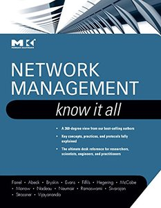 Network Management Know It All (Hardcover)-cover